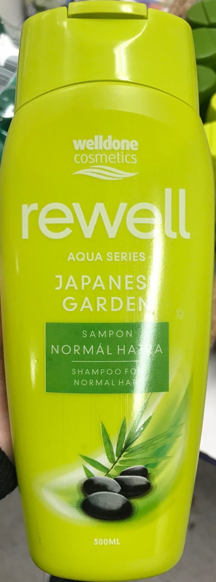 Rewell Aqua Series Japanese Garden - Product - fr