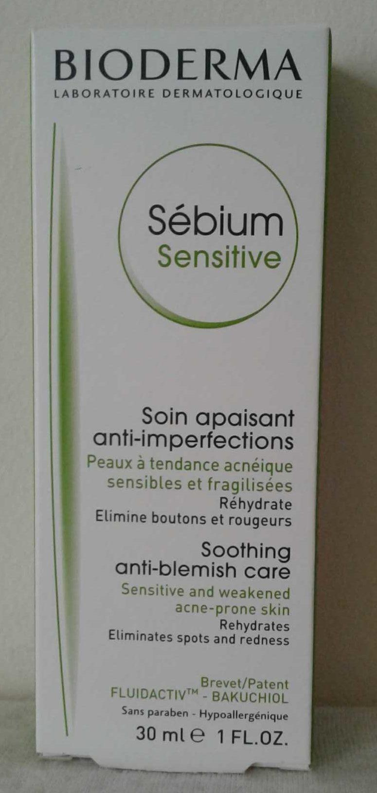 Sébium sensitive - Product - fr