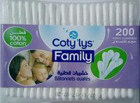 Coty'lys Family batonnets ouatés - Product - fr