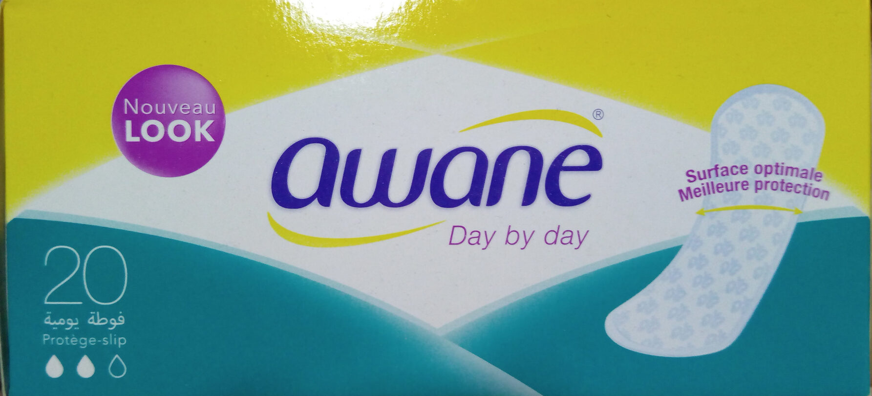 Awane Day by day - Product - fr