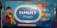 Bimbies Fresh - Product - fr