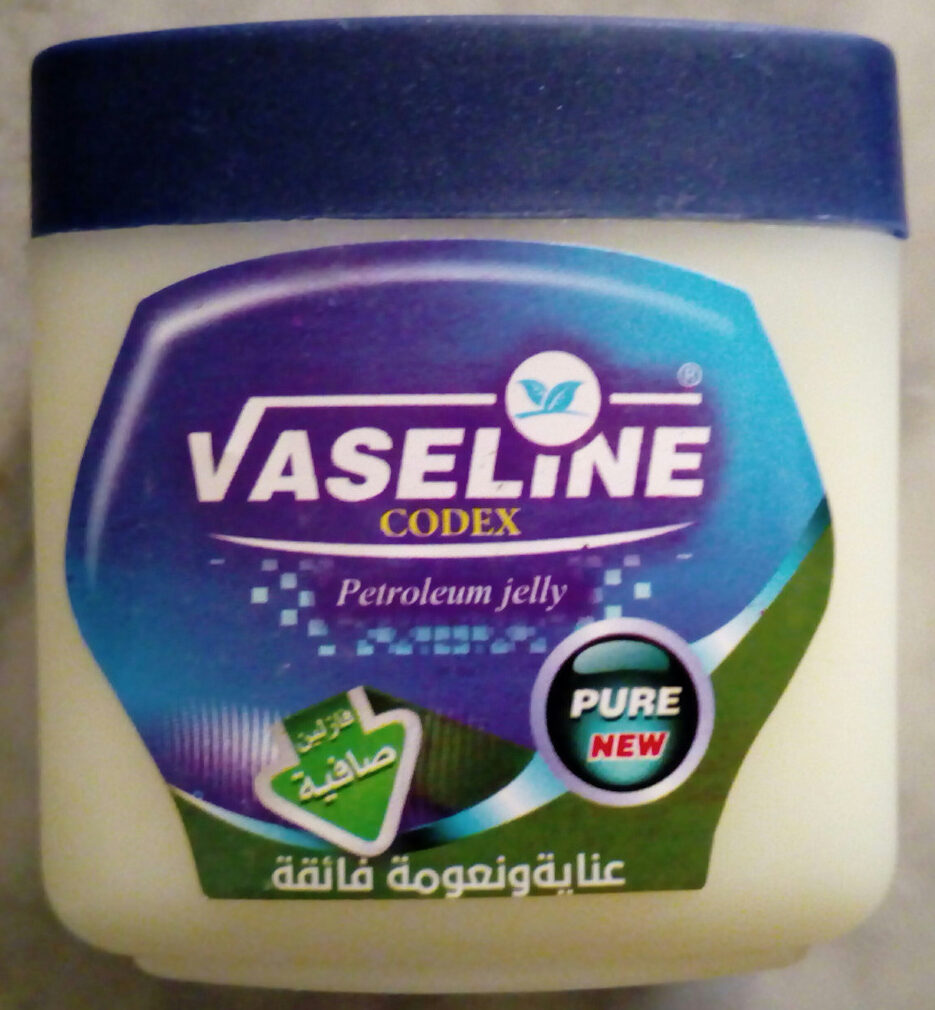 Vaseline Codex - Product