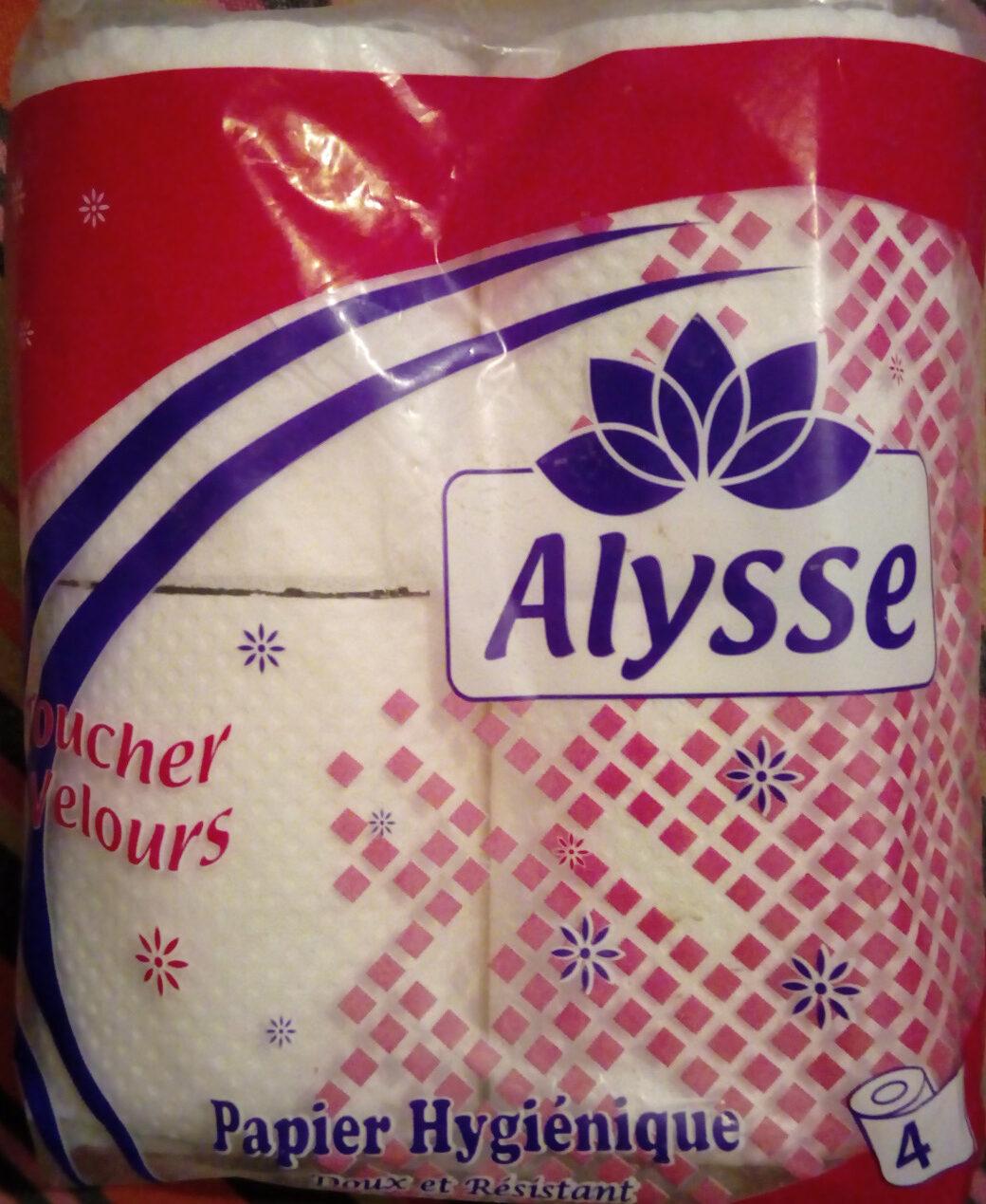 Alysse Papier Hygiénique - Product