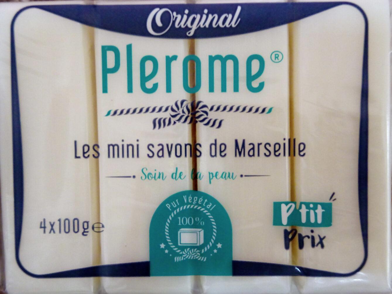 Minis savons de Marseille - Product