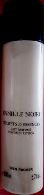 Vanille Noire Secrets d'Essences - Product