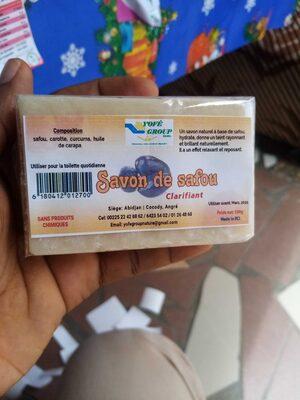 SAVON DE SAFOU CLARIFIANT - Product
