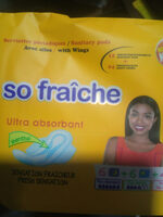 so fraîche 500fr - Product - fr