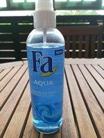 Aqua eau de cologne - Product