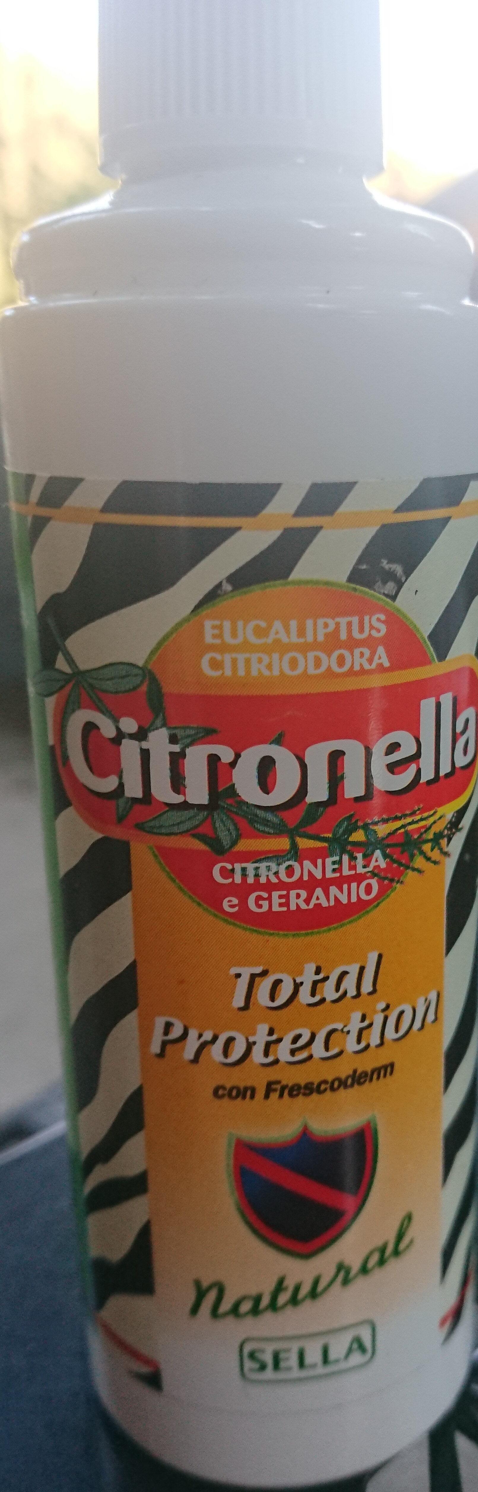 Citronella Total Protection - Produit - it