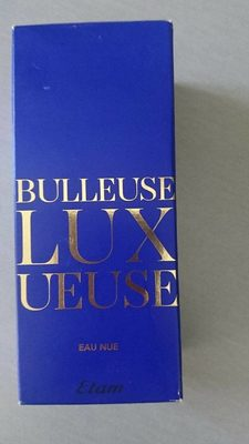 Bulleuse luxueuse - Product - fr