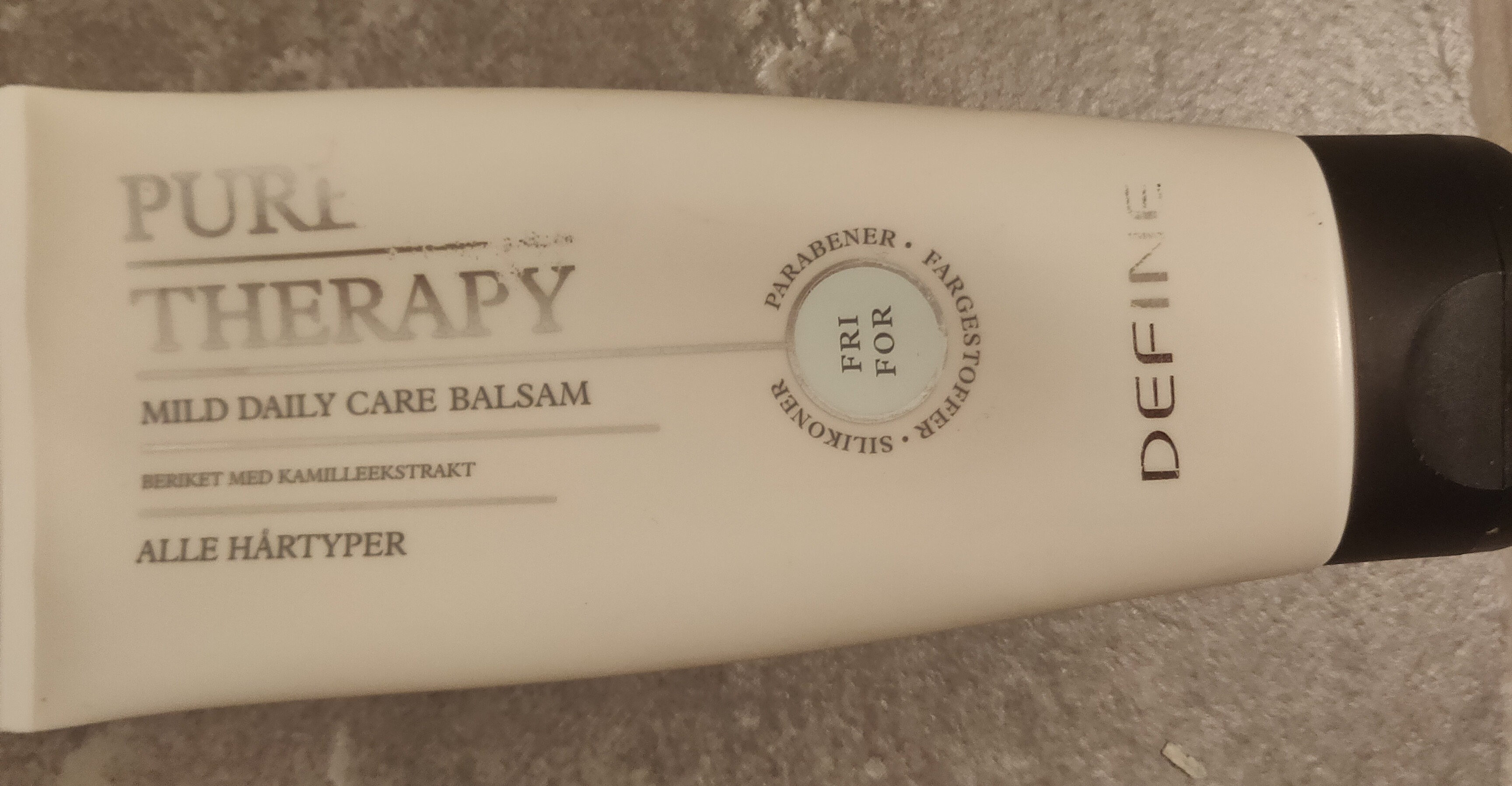 PURE THERAPY - Product - en