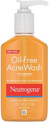 Oil-Free Acne Wash - Product - en