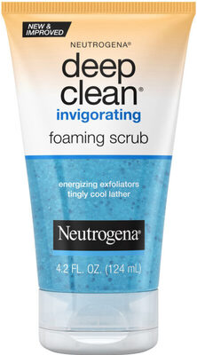 Deep Clean Invigorating Foaming Scrub - Product - en