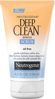 Deep Clean Gentle Facial Scrub - Produit - en
