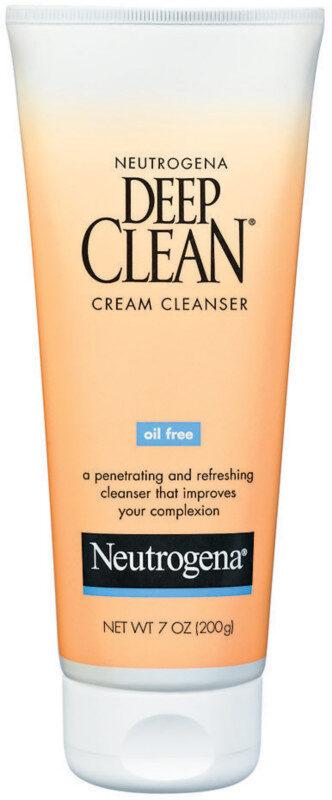 Deep Clean Cream Cleanser - Produit - en