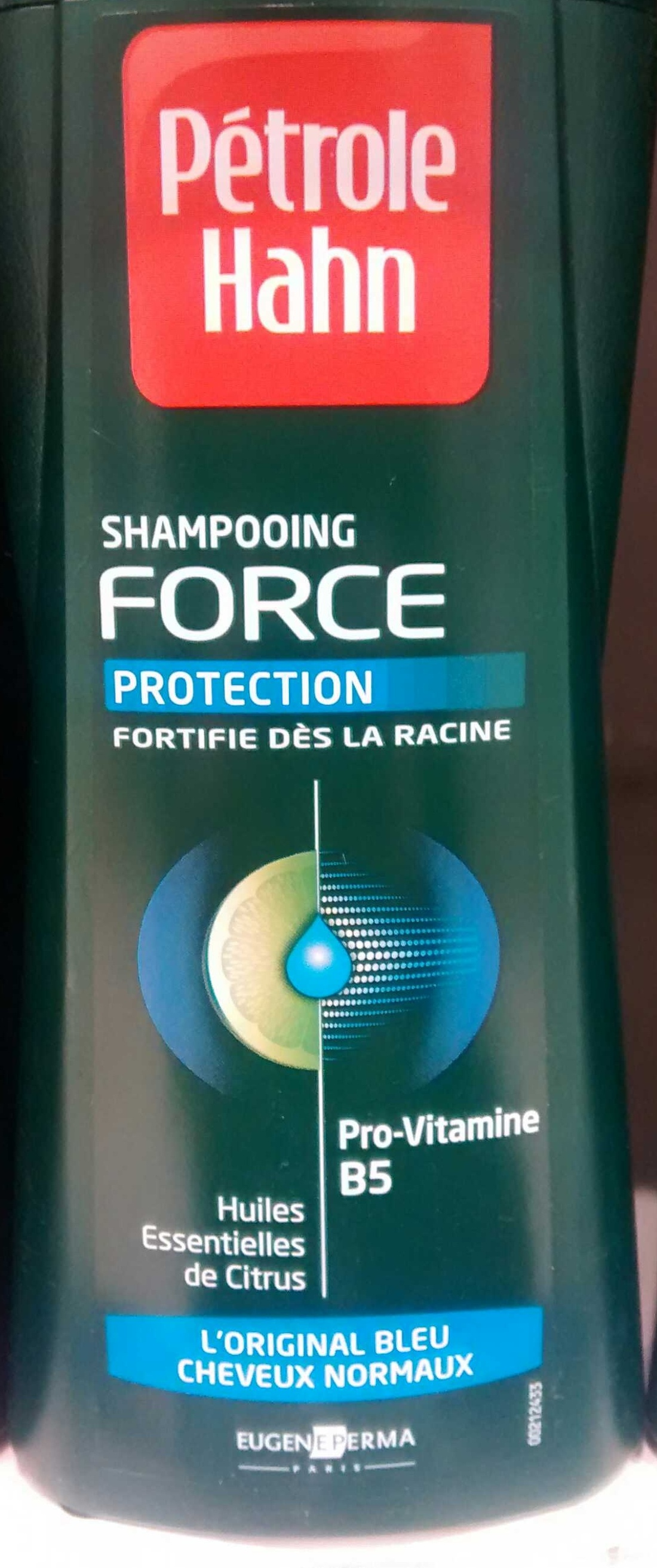 Shampooing force protection, l'original bleu - Product