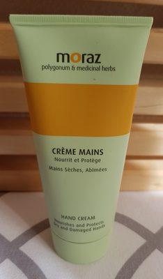Moraz Crème Mains - Produit - fr