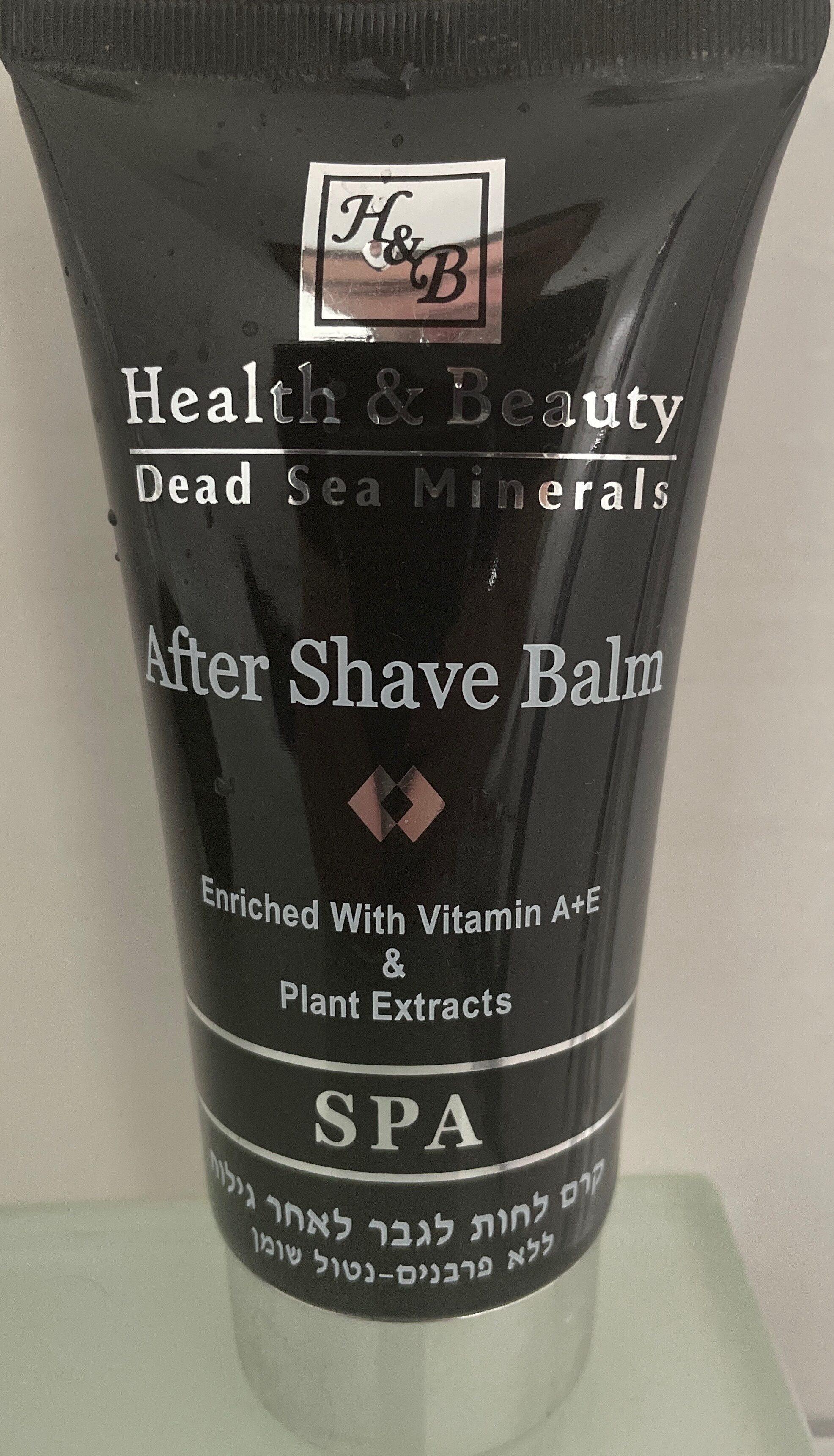After Shave Balm - Product - de