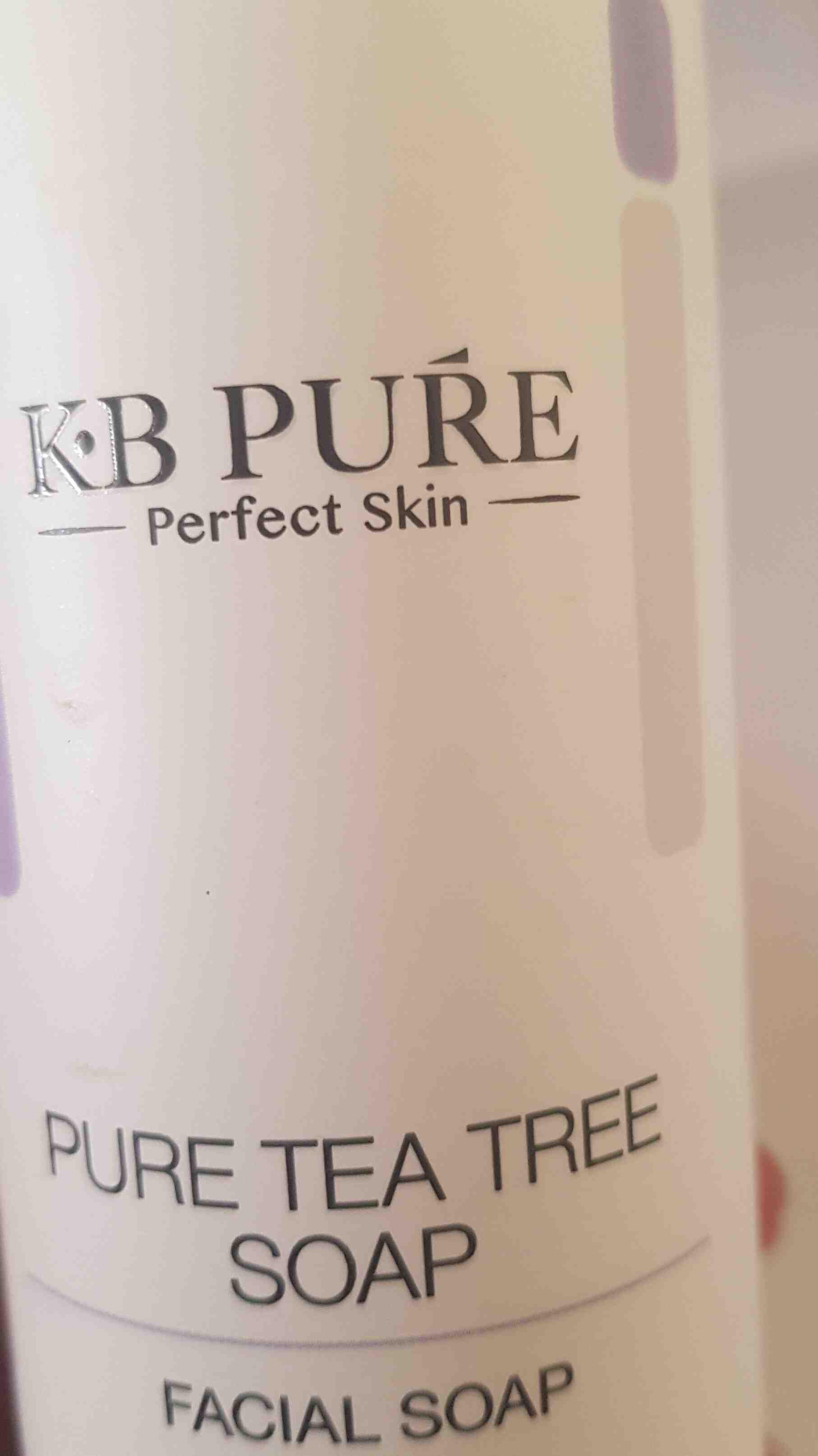 K.B PURE - Product - en