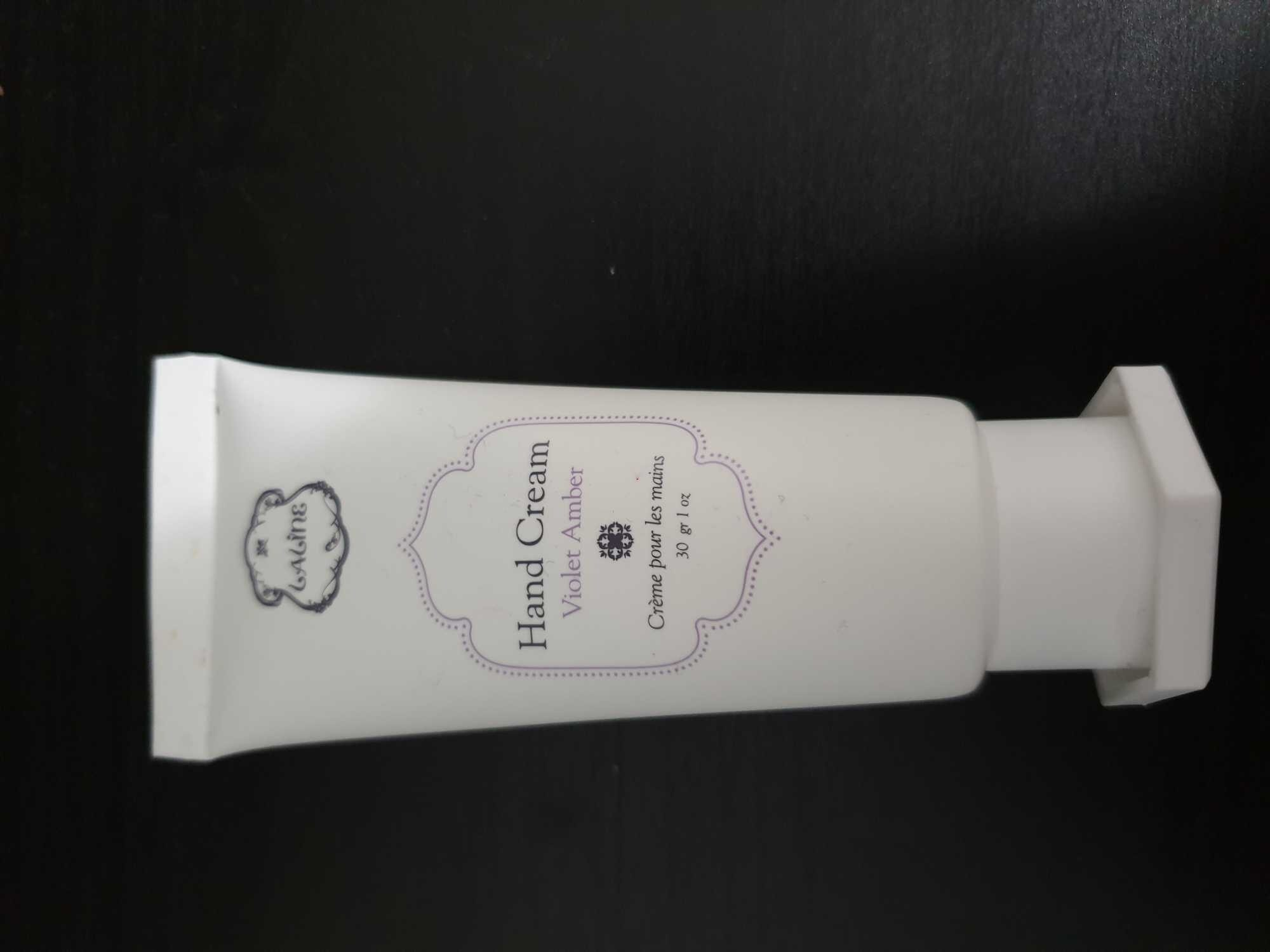 Hand Cream Violet Amber - Product - en