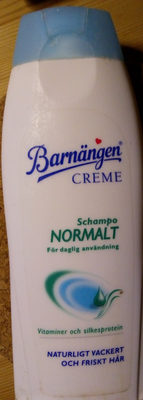 Barnängen schampo normalt - Product - sv