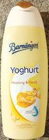 Barnängen Yoghurt Honung & Vanilj - Product - sv