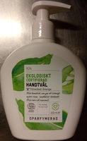 ICA Ekologiskt certifierad handtvål - Product - sv
