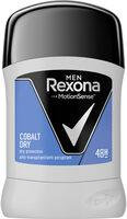 REXONA MEN Stick Anti-Transpirant Cobalt Dry - Product - fr