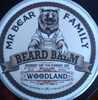 Beard Balm - Woodland - Product