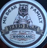 Beard Balm - Woodland - Product - en