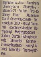 Barnängen Active Pearls Aqua spirit - Ingredients