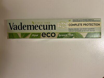 Vademecum Eco Mint Green Tea - Product - fr