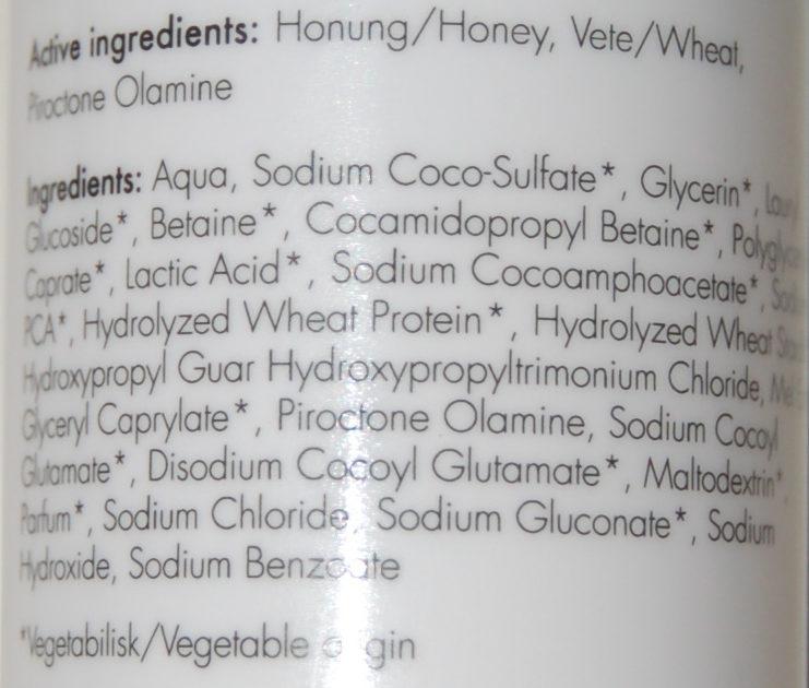 Quick Relief Shampoo - Ingredients - en