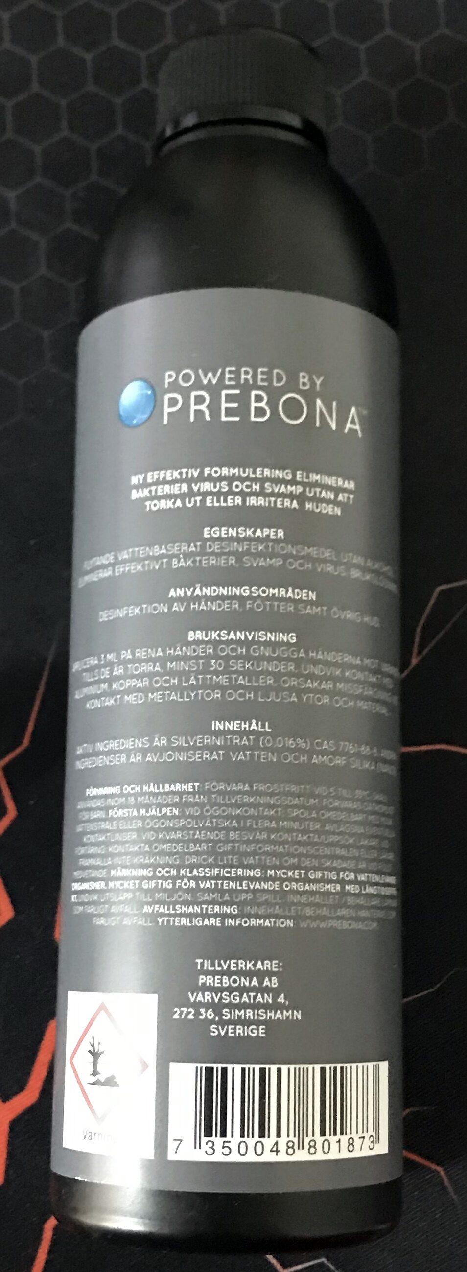 Prebona Disinfect - Product - en