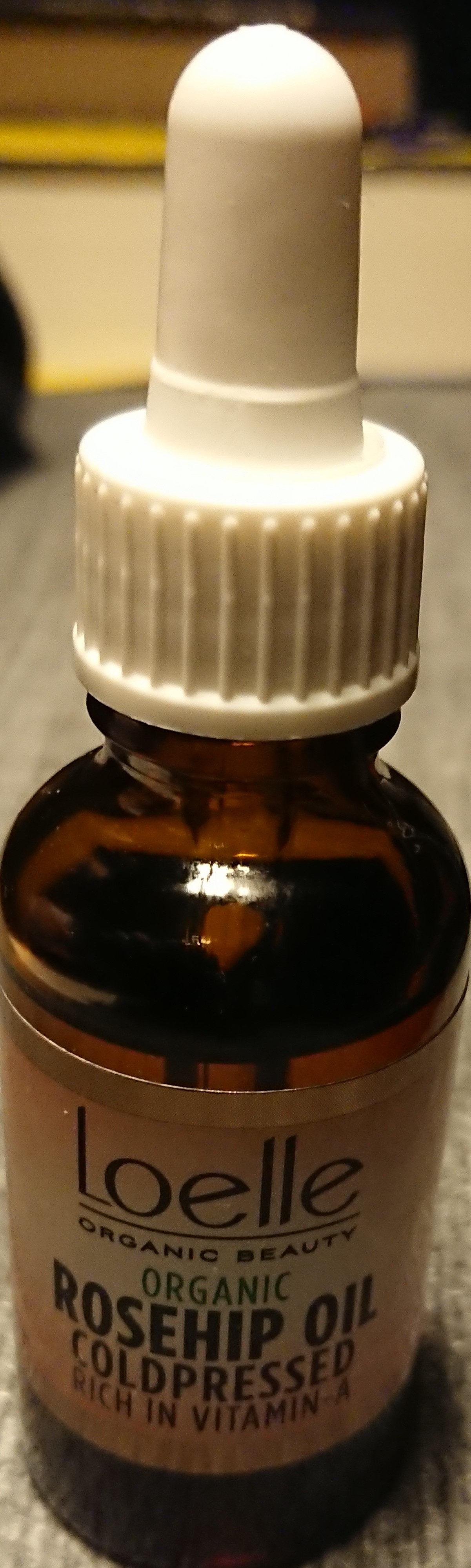 Rosehip oil - Product - en