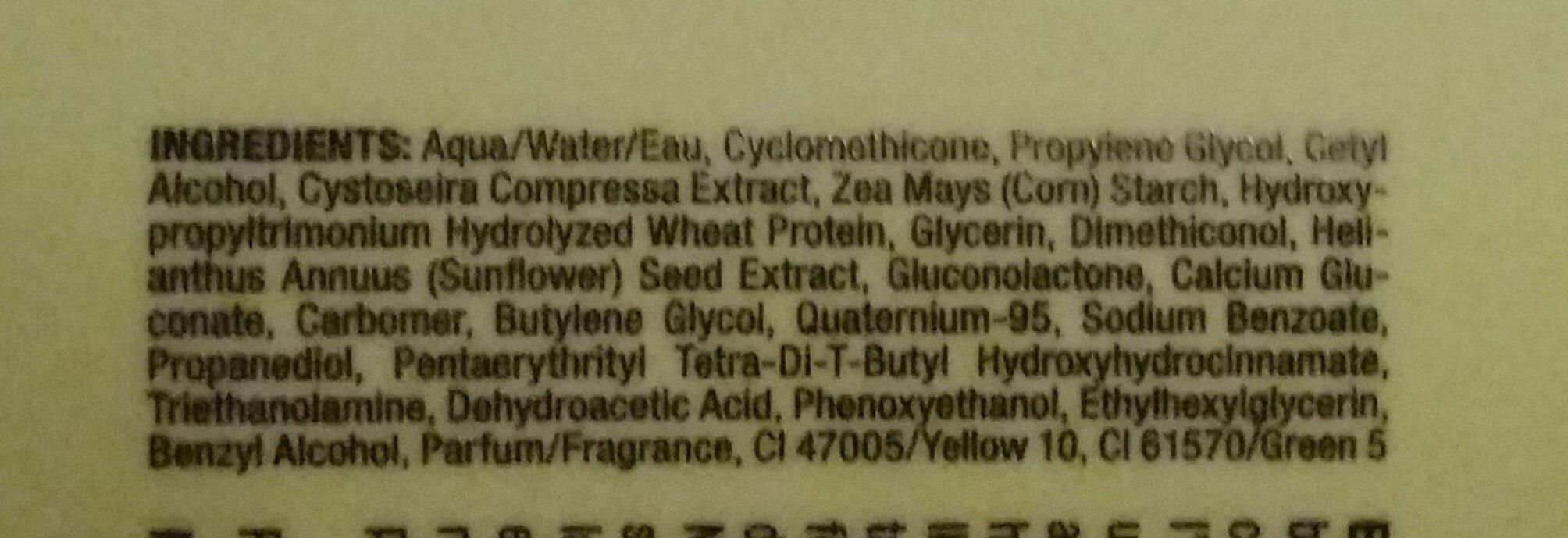 Structure Repair - Leave in Cream - - Ingredients - de