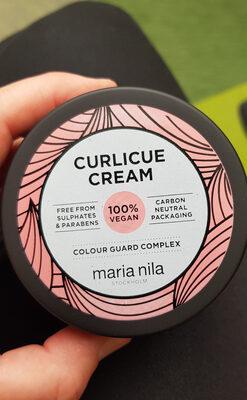 Curlicue cream - Produit - en