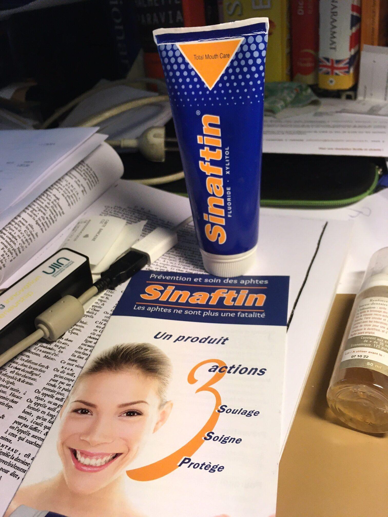 Sinaftin - Product - fr