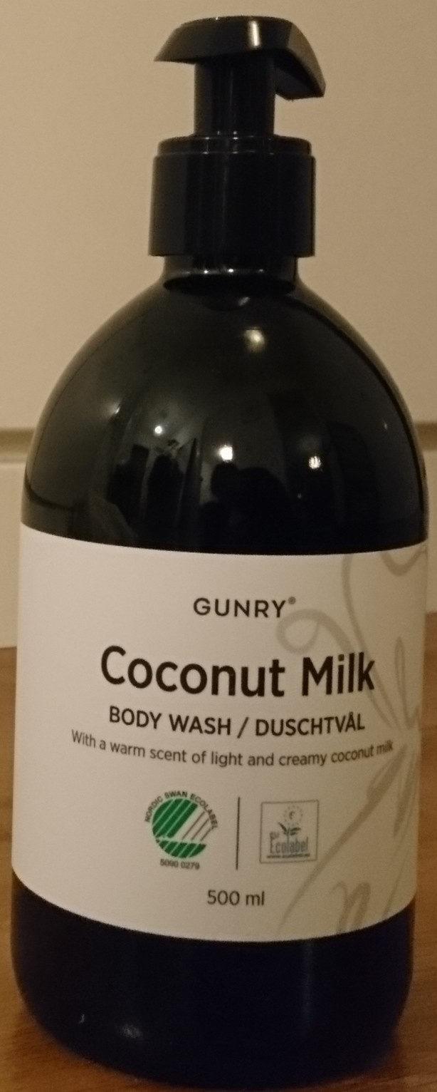 Coconut Milk Body Wash - Product