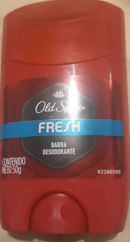 old spice fresh - Produit - en