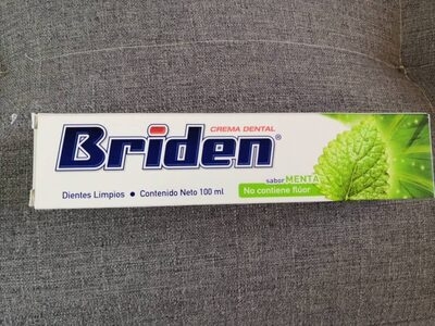 Briden Pasta Dental - Product - es