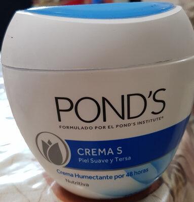 crema s piel suave y tersa - Product