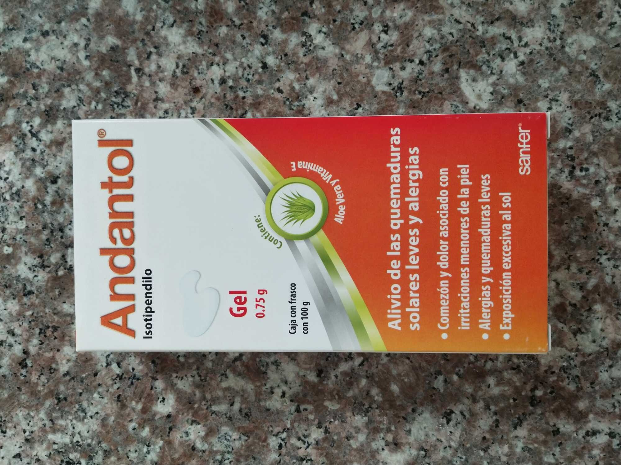 Andantol - Product