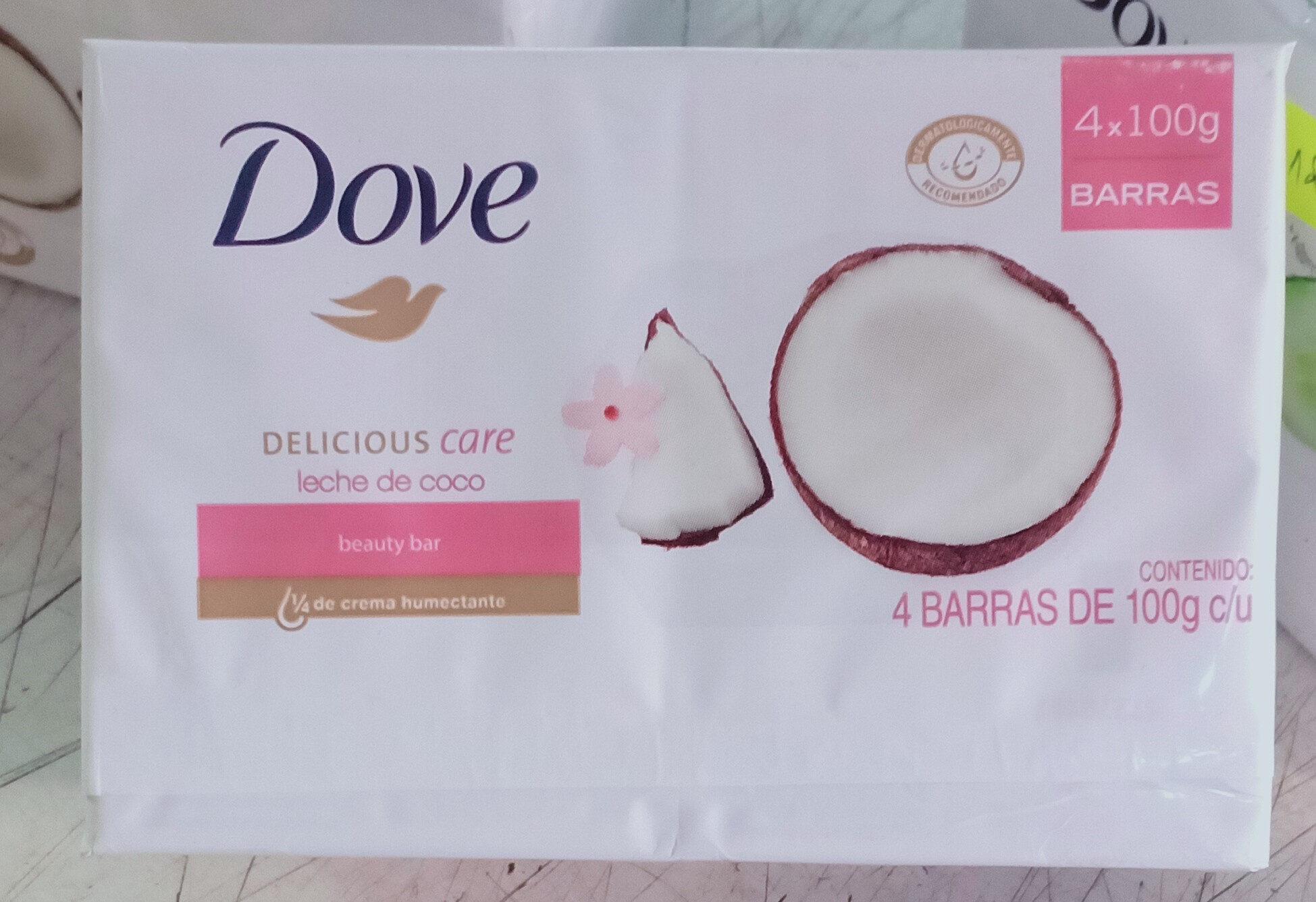 Delicious Care leche de coco - Product - fr
