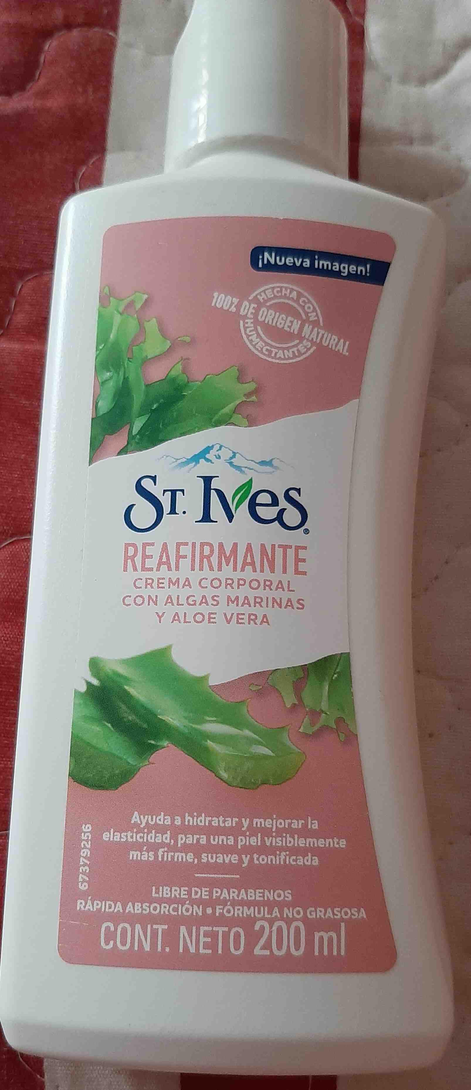 ST. Ives reafirmante - Product - en
