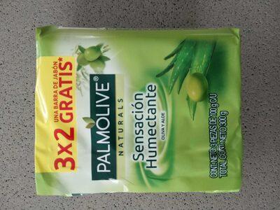 Sensación humectante olivia y aloe - Product