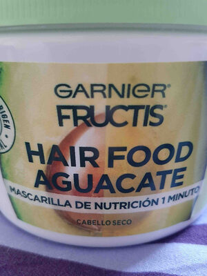 hair food aguacate - Ingredients - en