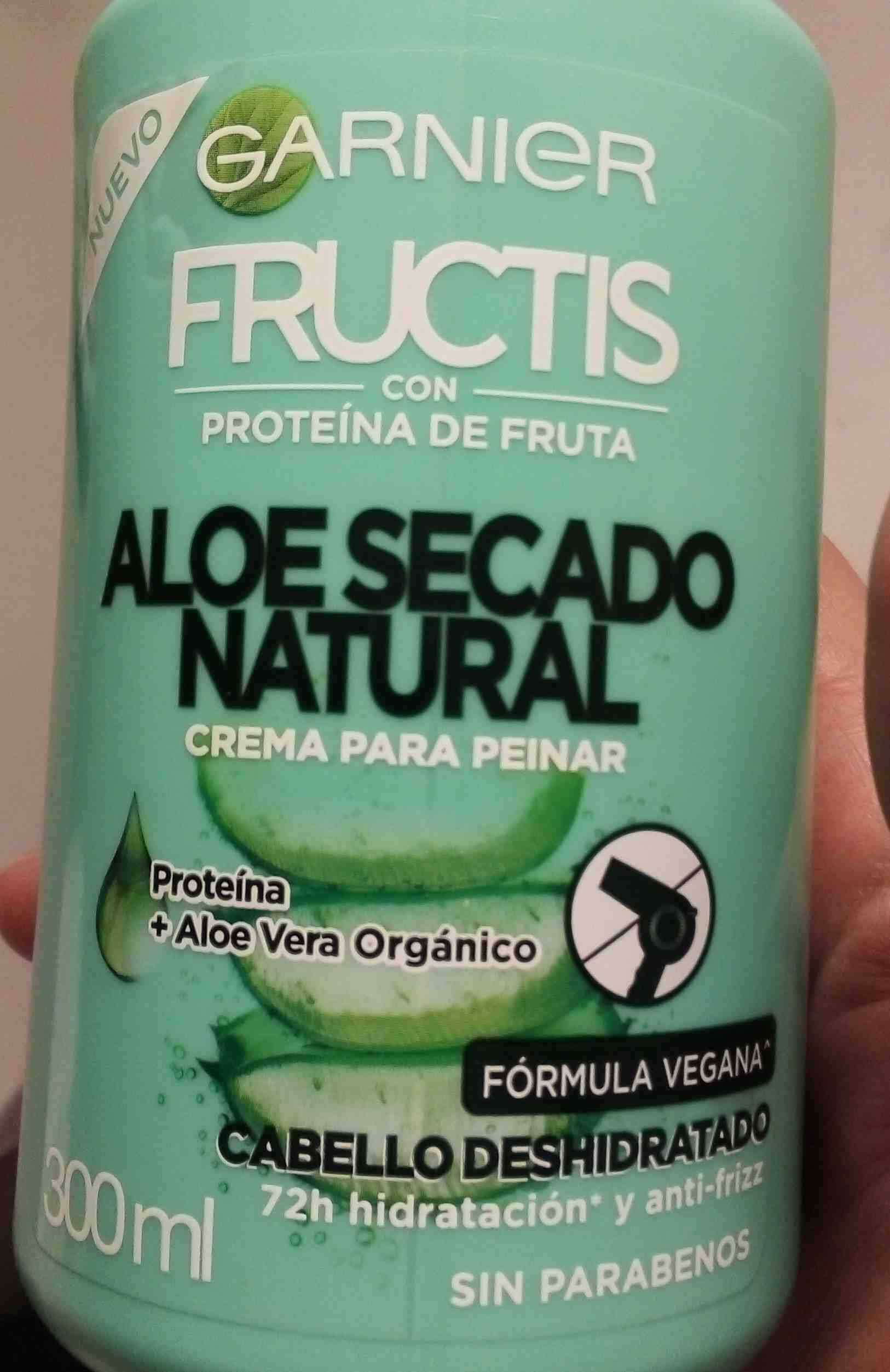 Garnier Fructis aloe - Product - en
