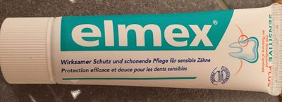 Elmex sensitive plus - Produit