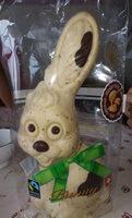Chocolat Bunny - Amande et Miel - Produit